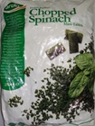 Picture of Frozen Chopped Spinach 2500g