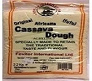 Picture of Frozen Cassava Dough 2Kg
