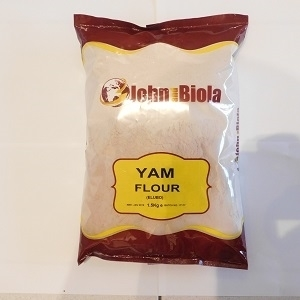 Picture of John & Biola (GRADE A) Yam Flour 1.5kg