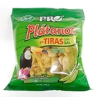 Picture of Plantanos Plantain Strips 75g (Slightly Salted)