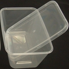 Picture of Plastic Container + Lid Large 1000ml (5 Packs)