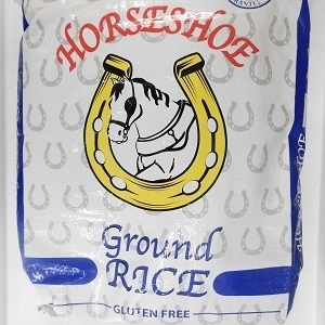 Picture of Horseshoe Ground Rice 25kg