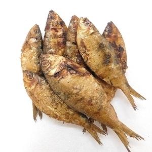 Picture of Smoked Whole Sawa (Sardinella) 100g
