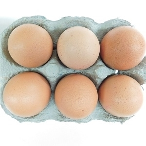 Picture of Fresh Chicken Eggs (6 Large Eggs Pack)