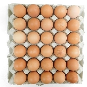 Picture of Fresh Chicken Eggs (30 Large Eggs Tray)