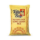 Picture of Tolly Boy Easy Cook Long Grain Rice 20kg – Hessian Bag