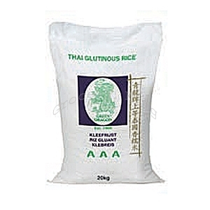Picture of Green Dragon Glutinous Rice 20kg