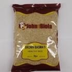 Picture of John & Biola Brown Healthy Basmati Rice 2kg