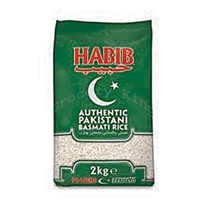 Picture of Habib Basmati Rice 2kg