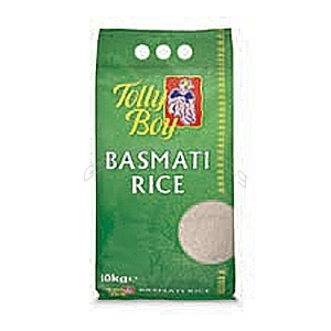 Picture of Tolly Boy Basmati Rice 10kg