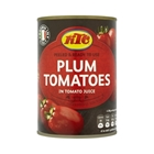 Picture of KTC Peeled Plum Tomatoes 12 x 400g - WHOLESALE