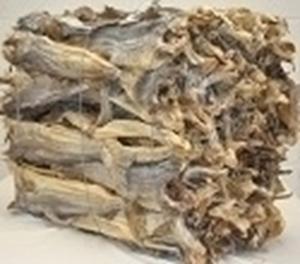 Picture of Cod  Stockfish Okporoko Large-XLarge  50/70cm (Gadus Morhua) - WHOLESALE BAG 11KG