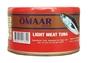 Picture of Omaar Light Meat Tuna in Soybean Oil 185g
