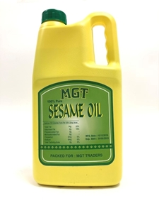 Picture of Sesame oil 2 litres