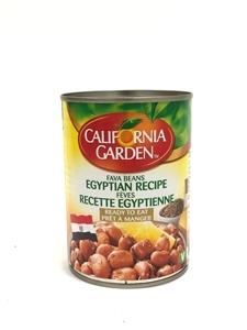 Picture of California Garden Fava bean Egyptian Recipe 400g