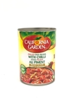Picture of California Garden Fava Bean Peeled with Chilli 400g
