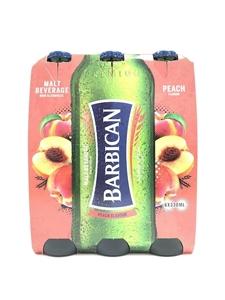 Picture of Barbiacan Peach Flavoured Malt 6 x 330ml