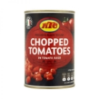 Picture of KTC Chopped Tomatoes 12 x 400g - WHOLESALE