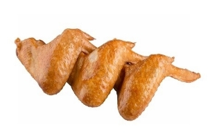 Picture of Smoked (Hard) Hen Wings 1kg